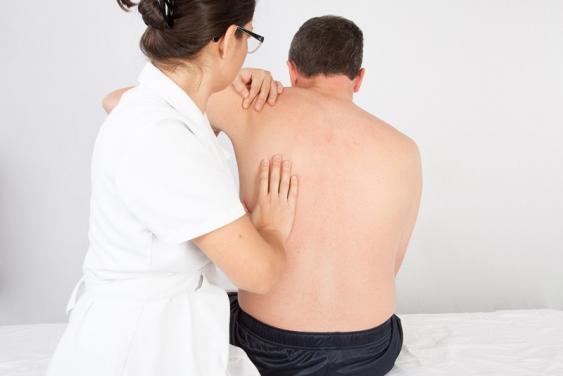 Ostéopathe traitement cervicalgie à Sotteville-lès-Rouen